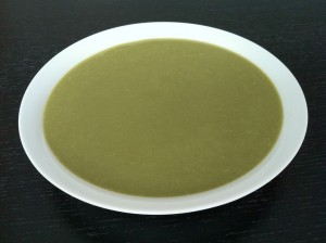 Vélouté-de-haricots-verts