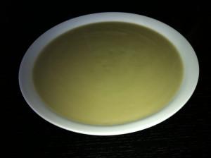 Velouté-Artichauts