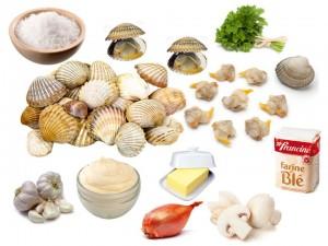 Coques aux champignons-BLOG