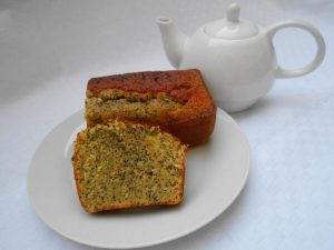 Cake-orange-pavot